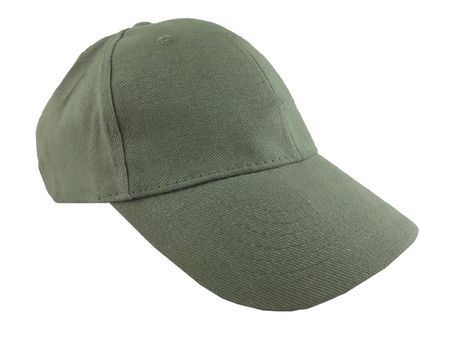 Myśliwska czapka z daszkiem - pomarańczowa - po zmroku