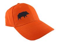 Myśliwska czapka z dzikiem