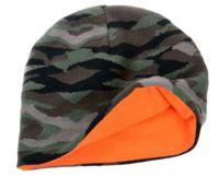 Myśliwska czapka zimowa - Dwustronna