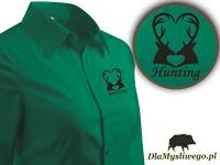 Koszula dla kobiet polujących