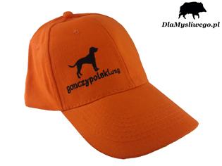 Haftowana czapka gończypolski