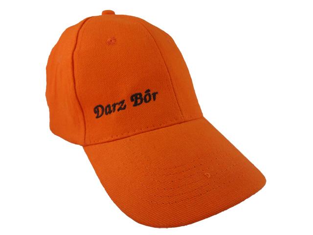 Haftowana czapka
