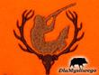 Hunter szalik na polowanie