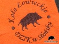Szalik Dzik w Słońsku