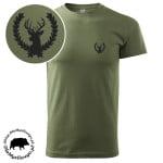 t-shirt-khaki-myśliwski-byk-w-wieńcu-1