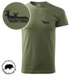 t-shirt-khaki-myśliwski-hunting-z-bykiem-łanią-1