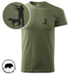 t-shirt-khaki-myśliwski-myśliwy-z-wyżłem-1