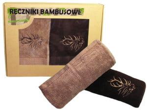 ręcznik myśliwski z haftem