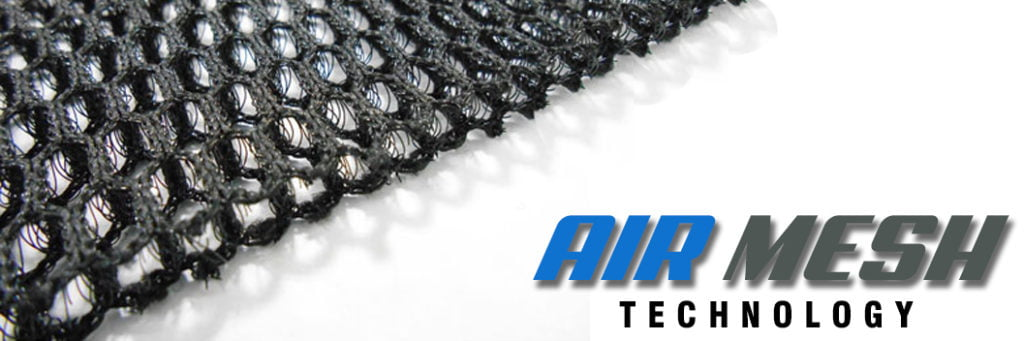 AIR MESH technology - HANZEL
