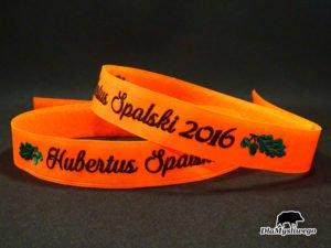 Opaska myśliwska hubertus spalski 2016