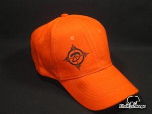 Czapka pomarańczowa haft dajrota hunts