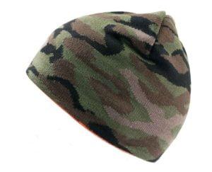 Dwustronna czapka myśliwska