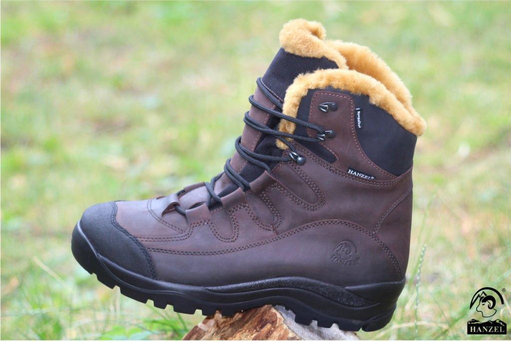HANZEL 035FNSTX polar max buty trekkingowe