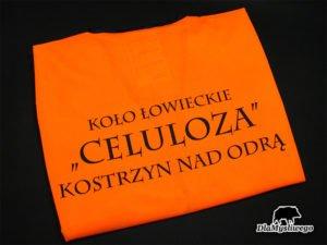 Kamizelka kolo łowieckie celuloza Kostrzyn