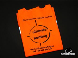 Kamizelka odblaskowa ultimate hunting
