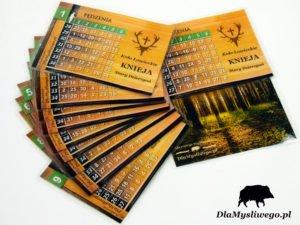 Karnety na polowanie - koło łowieckie knieja Stary Dzierzgoń