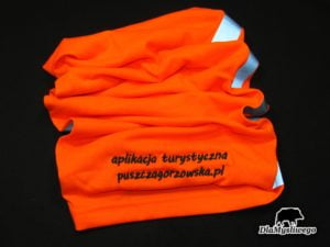 Komin z haftem - aplikacja turystyczna puszczagorzowska.pl