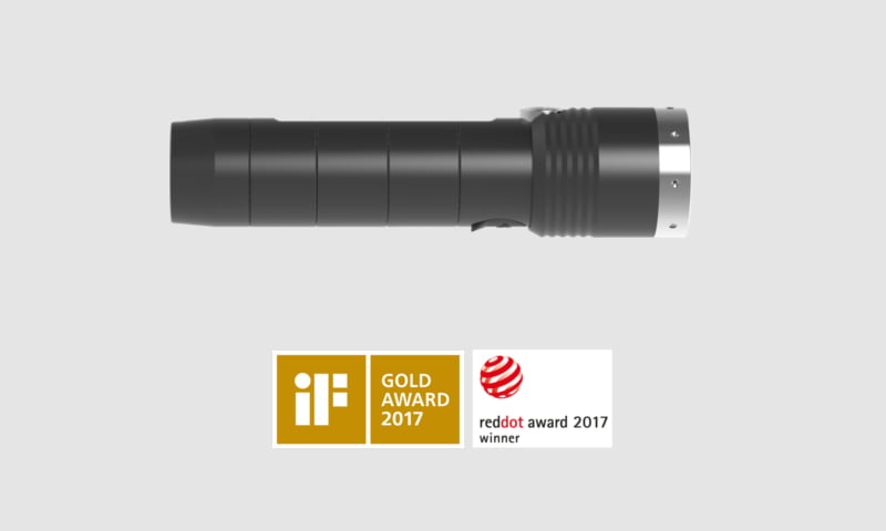 Ledlenser MT10 – nagradzana latarka