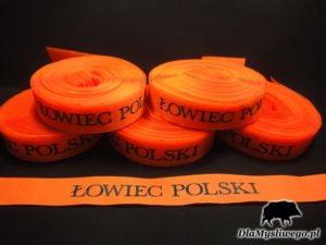 Opaska haft Łowiec polski