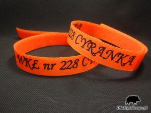 Opaska haft wkł nr 228 cyranka