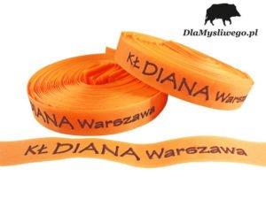 Opaska z haftem kł diana Warszawa