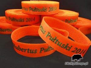Opaski haft hubertus Pułtuski 2014
