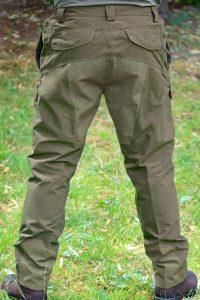 Spodnie UNIVERS Daino U-TEX 9200-352 nogawki