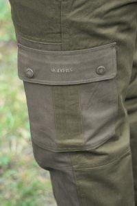 Spodnie UNIVERS HARE 92337-382 kieszeń boczna