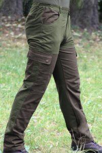Spodnie UNIVERS HARE 92337-382 nogawki