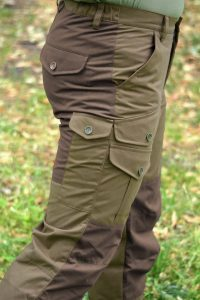 Spodnie VENATOR Hunttex Dual kieszeń boczna